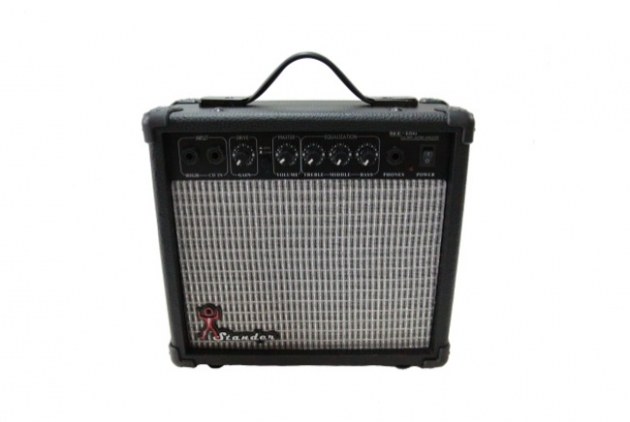 B4 三麥克電吉他(Fender型)-套裝 6
