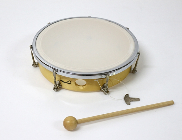 C9,C9A1 - 10吋/8吋 手鼓塑皮(可調) 2