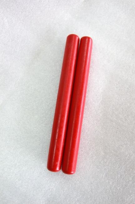 C21A 小響棒(紅)付 1