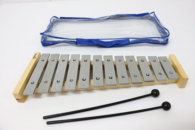C97A 12音鐵琴(鋁)附袋 1