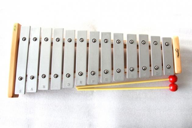 C97B 13音鐵琴(鋁)G-E 1