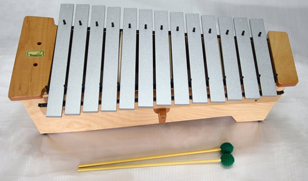 C98,C99,C100 - 16音鐵琴(箱型)-低音,中音,高音 1