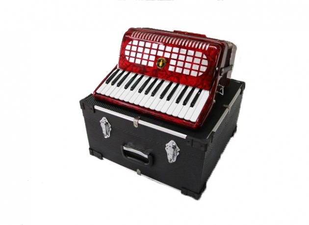 D20A  金杯 32鍵合奏手風琴(高音.中音.次中音.低音) 1