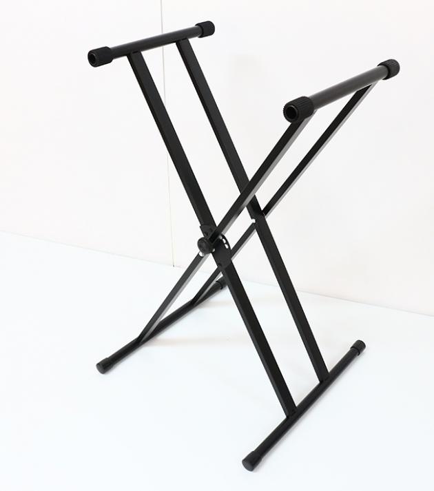 D24 電子琴展示架-交叉 / 雙板交叉 2