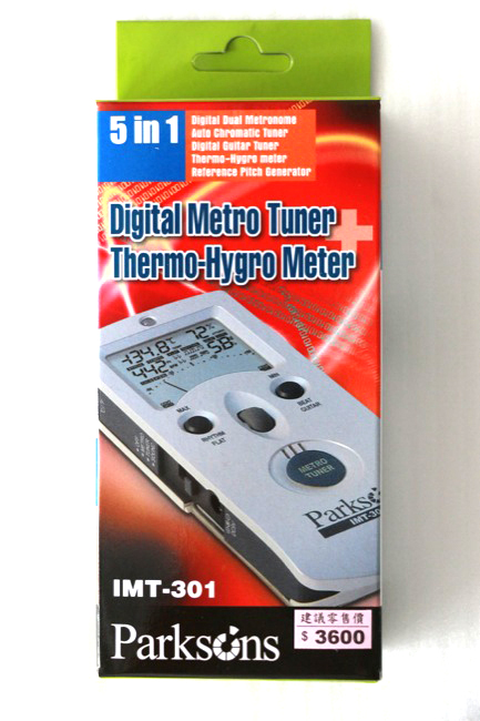 E27H IMT-301 節拍/調音器(韓) 1