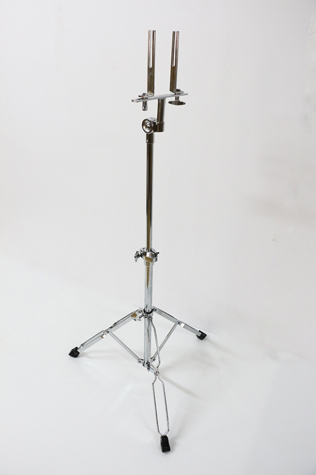 F31 拉丁鼓2粒組(7.5x9吋) / 拉丁鼓架 2