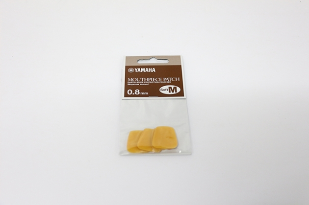 G69A Yamaha 吹口護片(0.8/0.5/0.3) 2