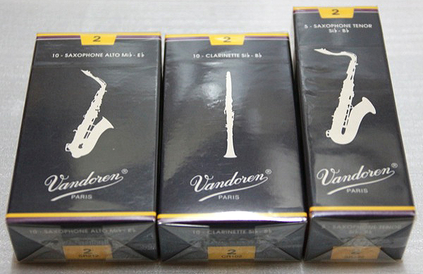 G85A Vandoren 竹片-Tenor,Alto,Soprano,黑管 1