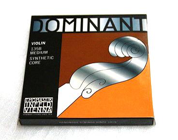 H41B 小提琴尼龍弦(單條) Dominant 1