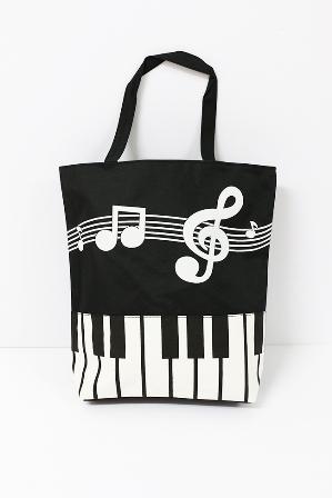 音符鍵盤袋-紅.藍.白 1