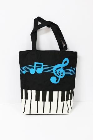 音符鍵盤袋-紅.藍.白 3