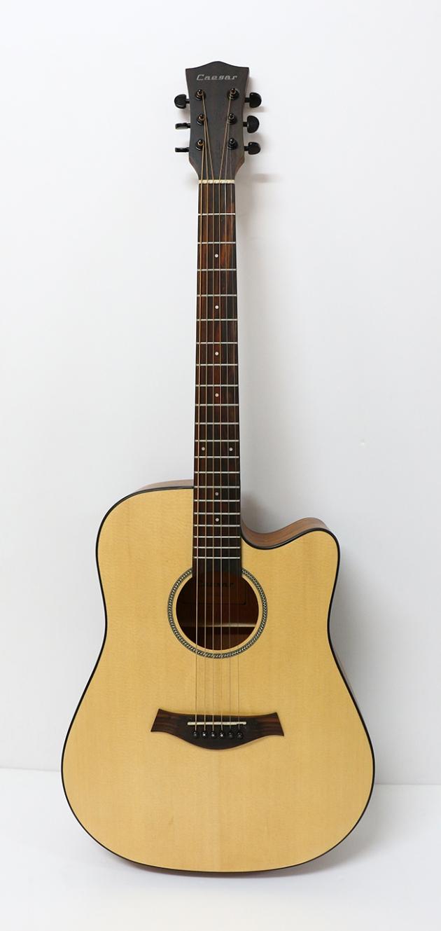 AGTK6C-41吋面單缺角民謠吉他 $6600 1