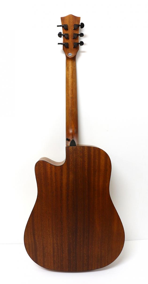 AGTK6C-41吋面單缺角民謠吉他 $6600 4