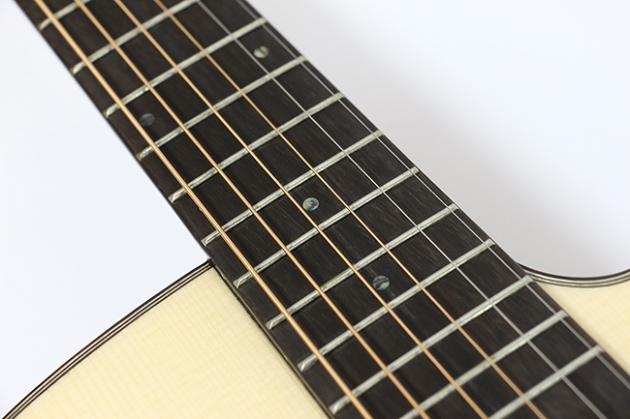 AGAK500 41吋全單板 西提卡雲杉,非洲桃花芯 民謠吉他(配送貼皮木盒) 5