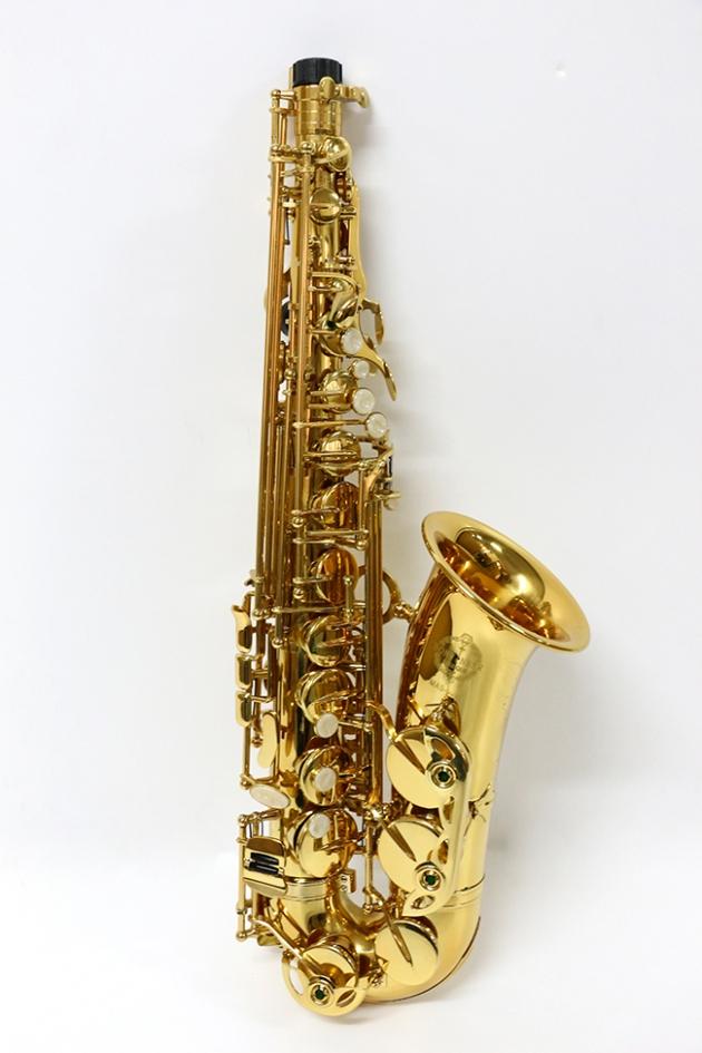 G13 Alto Saxphone(中音全配) 全金.古銅 1