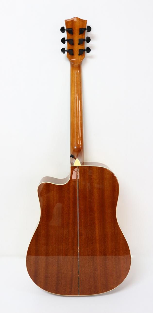 AG4163C-41吋民謠吉他缺角(雲杉沙比利)亮光 定價6500 2