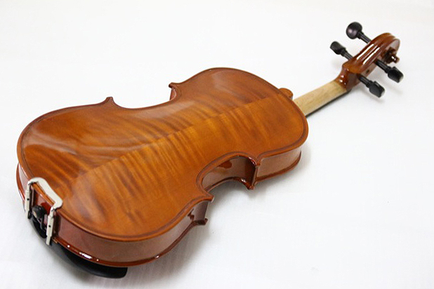 H1B 小提琴Venus虎背紋(仿古) 4