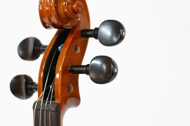 H1B 小提琴Venus虎背紋(仿古) 3