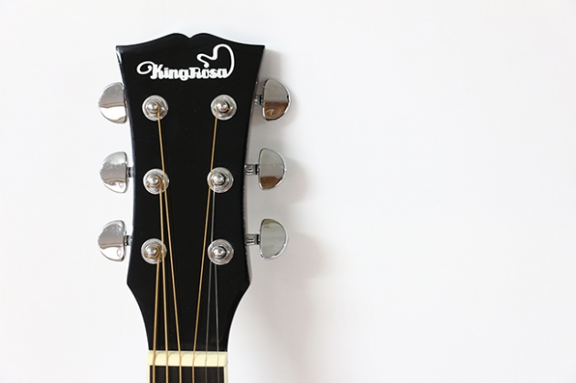AG4113-39吋民謠吉他缺角-亮光 (原木色) 定價2600 3