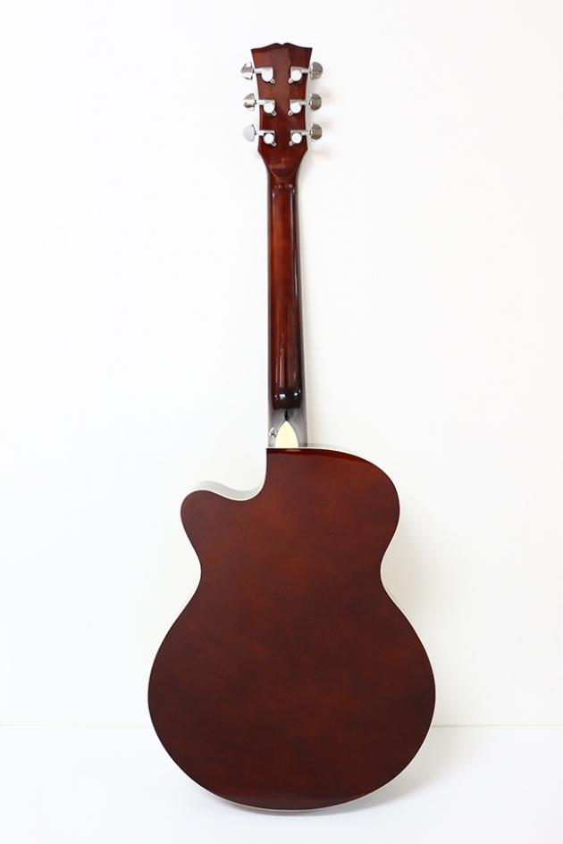 AG4113-39吋民謠吉他缺角-亮光 (原木色) 定價2600 5