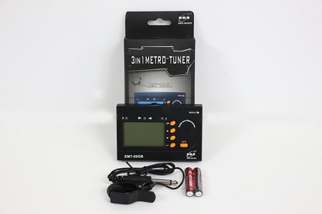 E28D EMT-09GB 節拍/調音/附夾(大螢幕) 1