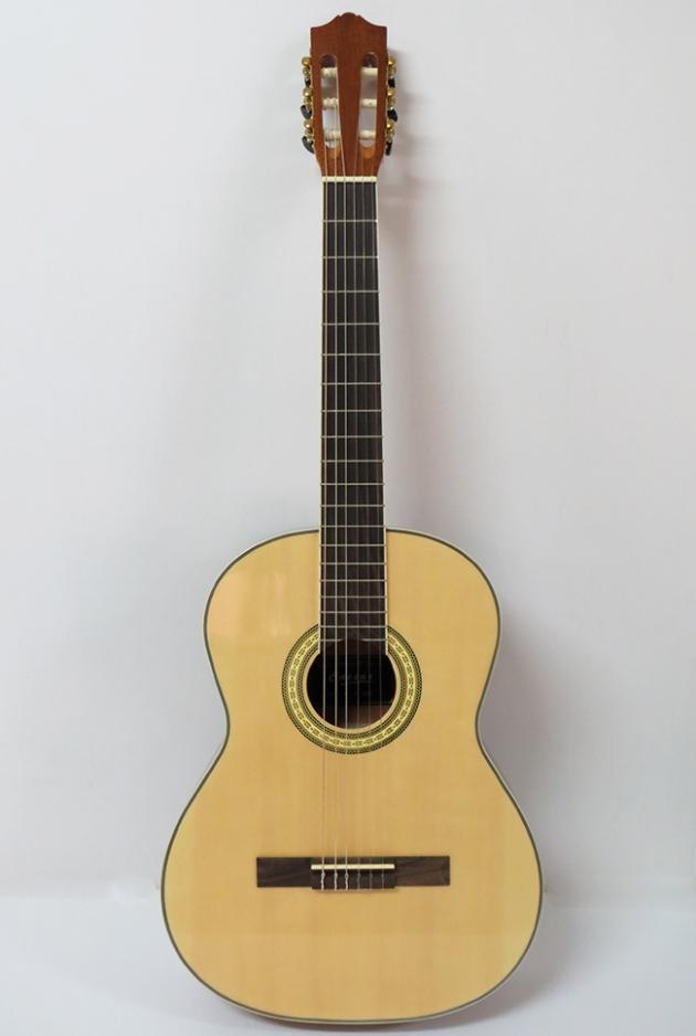 AGG396 39吋古典吉他(雲杉沙比利/桃花芯琴頸)$4400 1