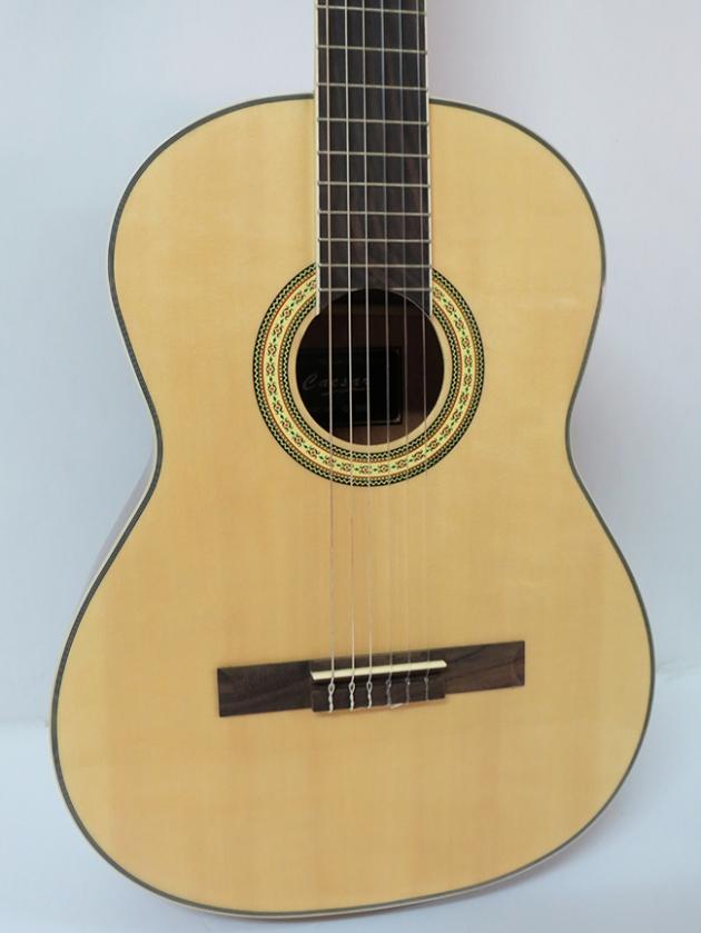AGG396 39吋古典吉他(雲杉沙比利/桃花芯琴頸)$4400 2