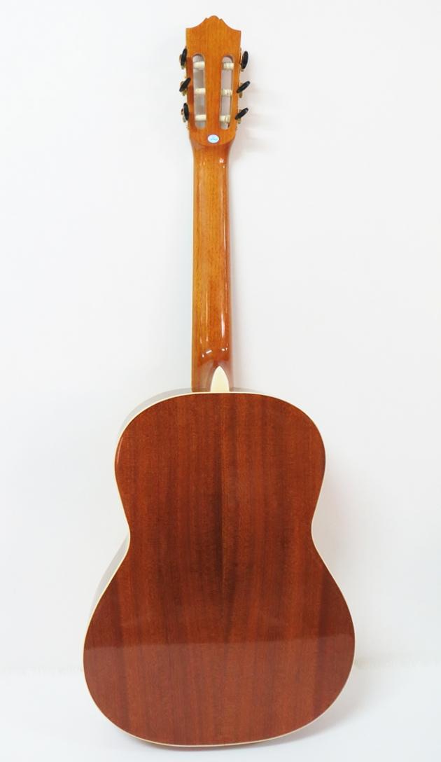 AGG396 39吋古典吉他(雲杉沙比利/桃花芯琴頸)$4400 3