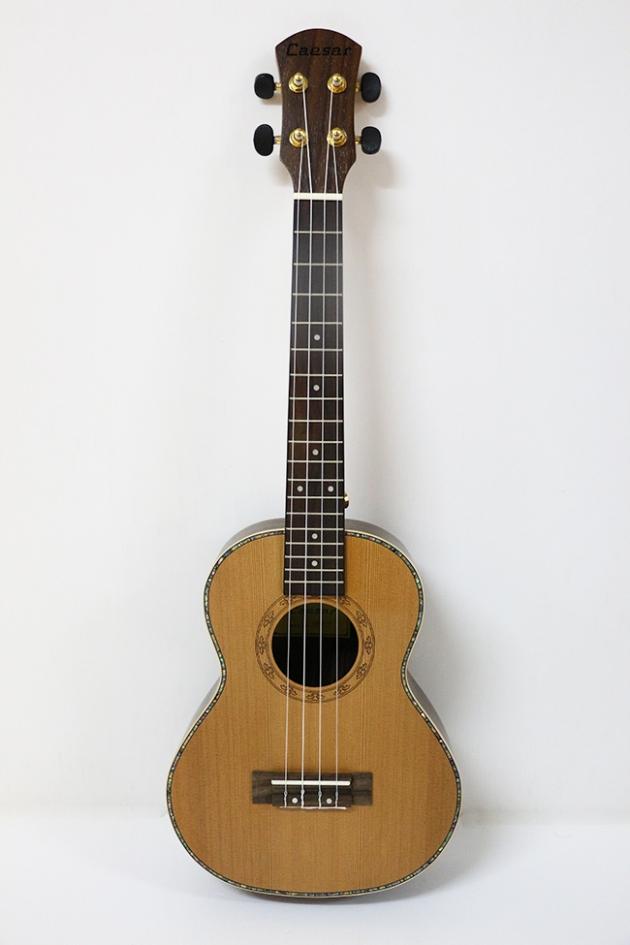 AG26A-26吋 烏克麗麗-面單紅松木/側後玫瑰木(附袋) 定價6200 1