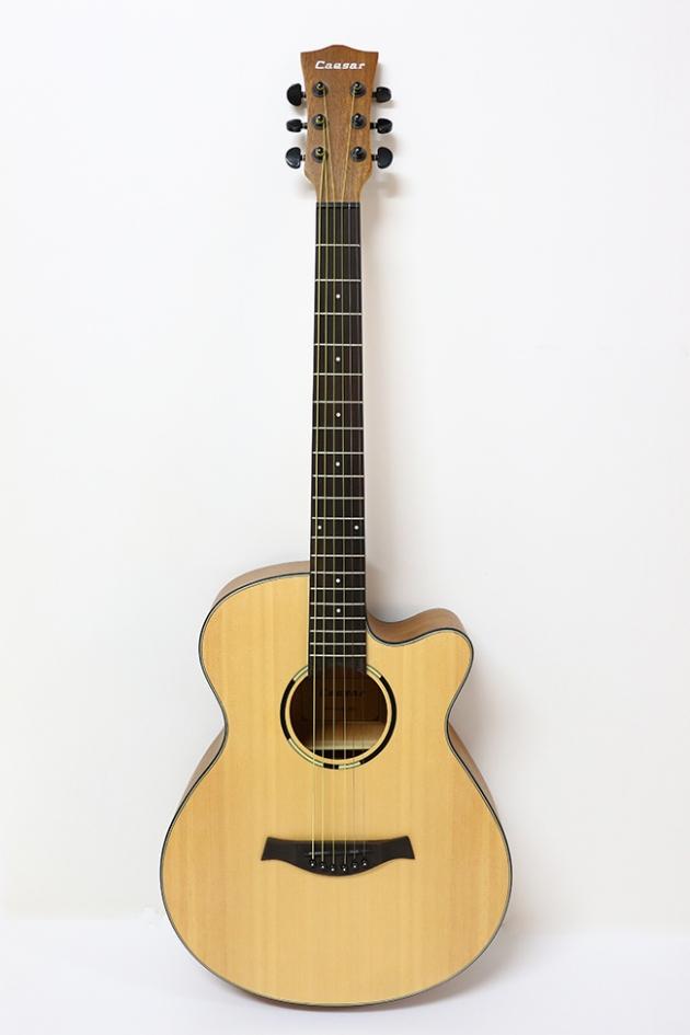 AGWL700-40吋面單缺角民謠吉他 $6000 1