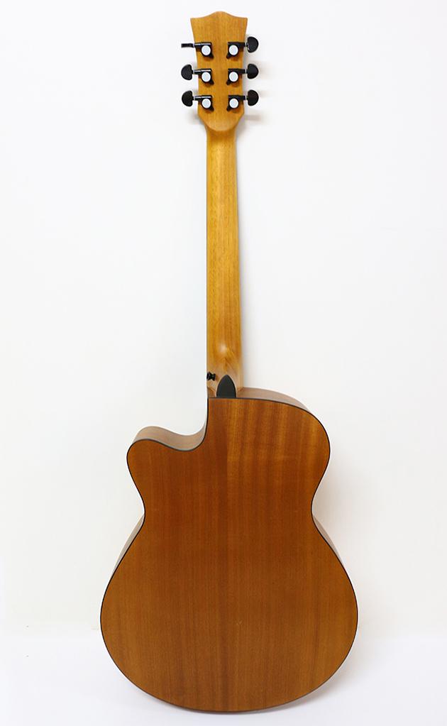 AGWL700-40吋面單缺角民謠吉他 $6000 4