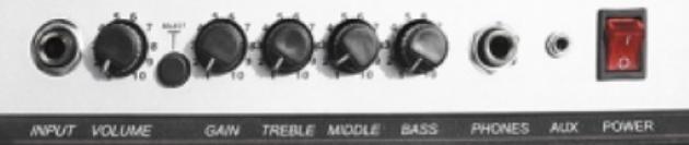 B9A 20w手提電音箱 2