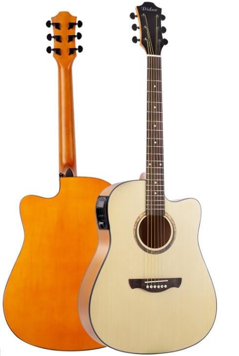 AGDM41CM-41吋民謠吉他-雲杉面板+5EQ 定價4400 1