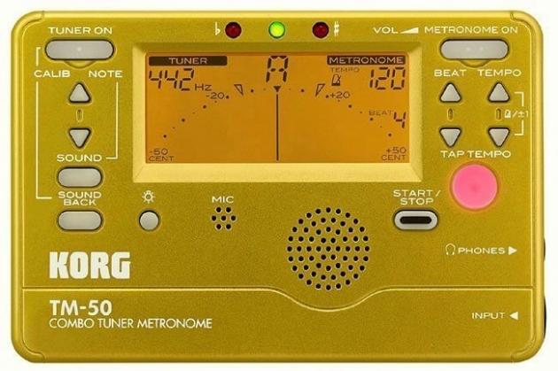 E30B1 TM-50 KORG 節拍/調音器 1