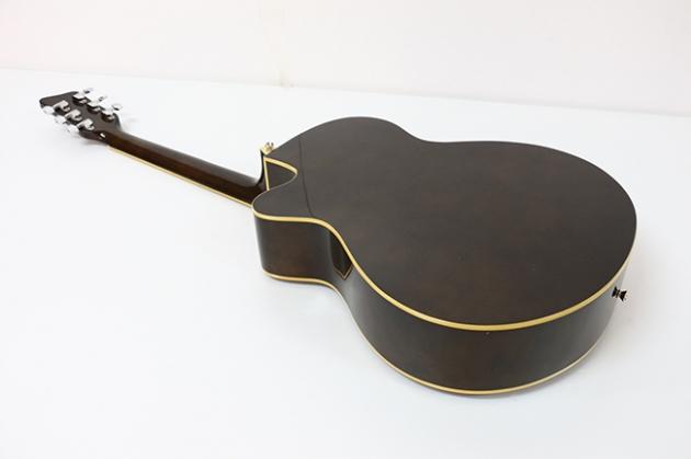AG41H-39吋民謠吉他缺角(虎紋-紅/藍/黑)(雲杉木-原木色) 定價3600 3