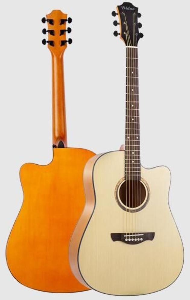 AGDM41CI-41吋民謠吉他-雲杉面板(無EQ) 定價3400 1