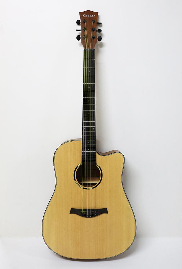 AGWL800EQ 41吋面單缺角民謠吉他+5EQ $8600 1