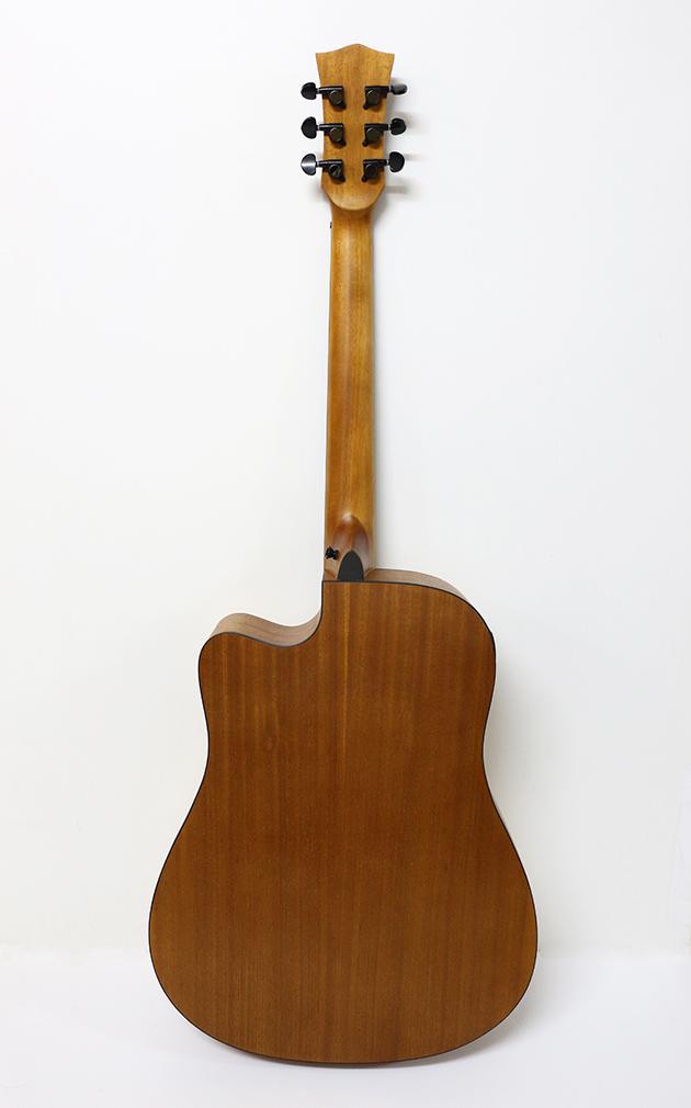 AGWL800EQ 41吋面單缺角民謠吉他+5EQ $8600 4
