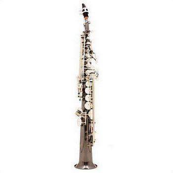 G14 Soprano高音薩克斯風-鎳/金 1