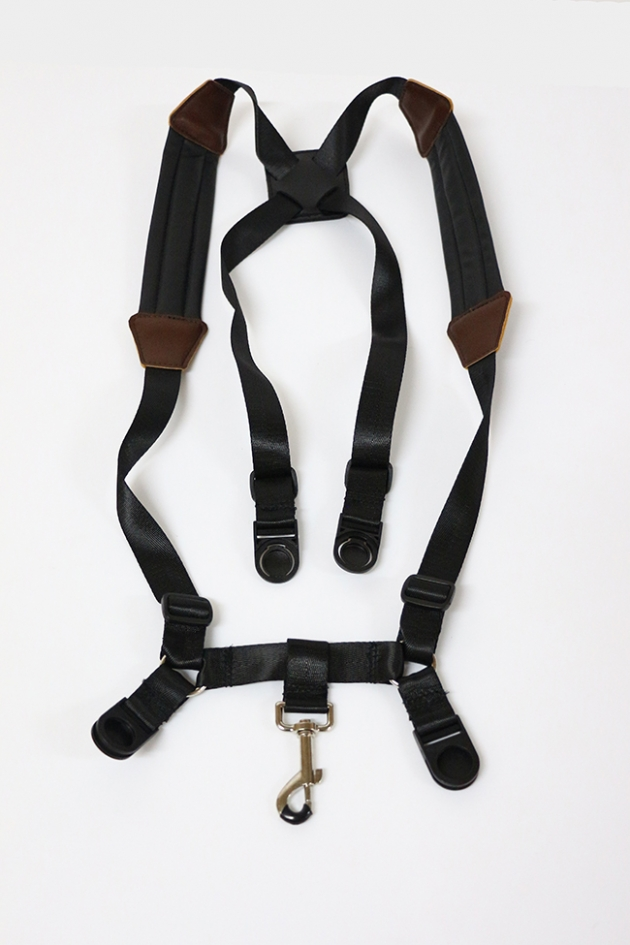 G34A Sax吊帶/薩克斯吊帶(雙肩) 1