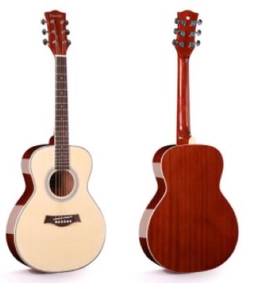 AGX3621 36吋民謠吉他(雲杉沙比利) 1