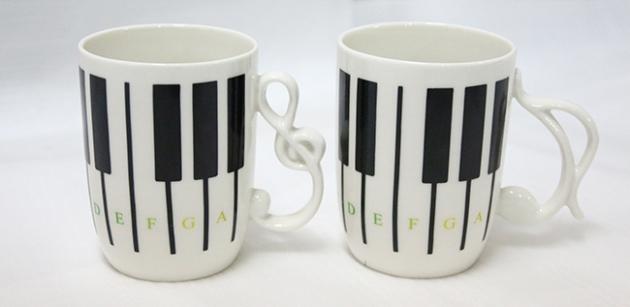 YCY6202 鋼琴變色馬克杯 1
